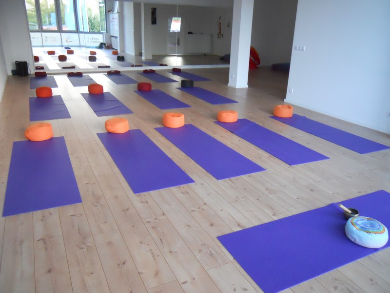 Yogaraum in Oranienburg
