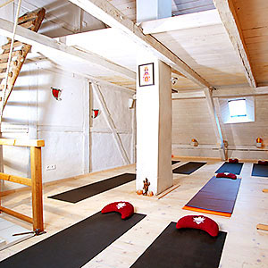 Yoga und Massagespace in Wismar